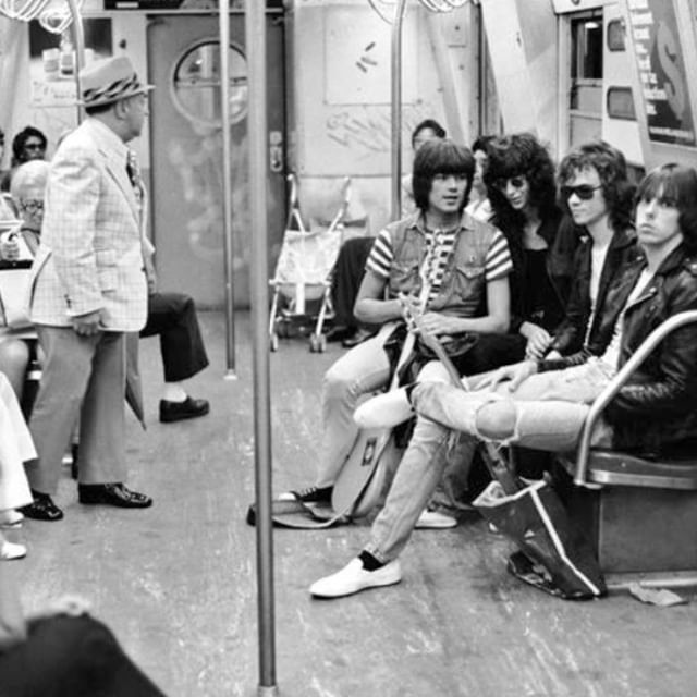 The year was 1975. You could spot the Ramones on the subway. It was a crazy time, a dangerous time, but definitely an awesome time to be alive.