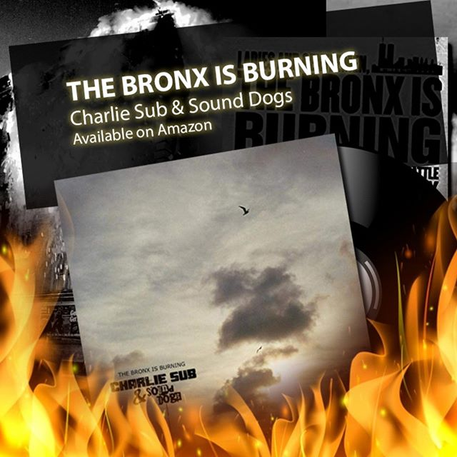 "Check out our indie 70's-rock inspired original song ""The Bronx is Burning"" on @spotify  and @amazonmusic/@amazon.                                                                                                                                                               #70srocknroll #70smusic #localnycbands #localmusicnyc #sounddogs #indiemusic                                                                                                                                                               Links found on our website. Website link on bio."